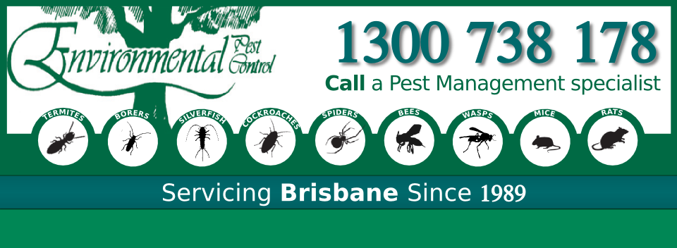 Environmental pest control brisbane logo